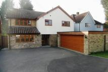 Detached house for sale in Vicarage Lane...
