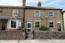 2 bed Terraced property in Vicarage Road, Chelmsford