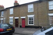 Terraced home to rent in Mildmay Road, Chelmsford