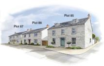 new house in Wyndham Place, Tisbury...