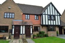 Terraced house in Mitchell Close, Lenham