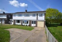 semi detached house for sale in Heywood Way, Maldon...