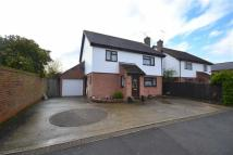 Detached house in Devonshire Road...