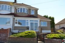 3 bedroom semi detached house to rent in Blenheim Avenue, Chatham