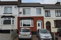 Terraced home to rent in St Marys Road, Gillingham