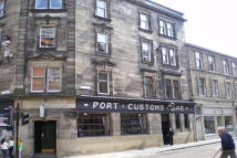 Apartment to rent in Port Street, Stirling