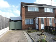 2 bedroom semi detached home for sale in Thirston Close, Bulwell...