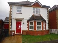 Detached house to rent in Church Langley