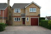 4 bedroom Detached home in Barber Close...