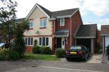 2 bed End of Terrace house in Golding Close...