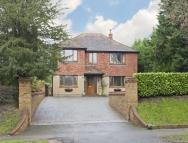 Detached property in Limpsfield Road...
