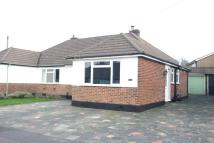 Semi-Detached Bungalow for sale in Eden Way, Warlingham