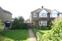 semi detached property in Chelsham Road, Warlingham