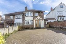semi detached home for sale in Farleigh Road, Warlingham