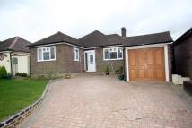 2 bed Detached Bungalow for sale in Shirley Avenue, Coulsdon