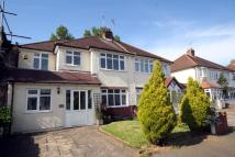 4 bed semi detached home for sale in The Crossways, Coulsdon