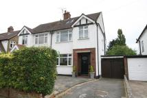 semi detached property for sale in The Crossways, Coulsdon