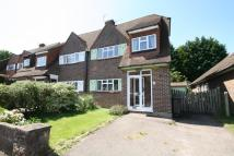 3 bed semi detached home for sale in Darcy Close, Coulsdon
