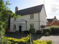 4 bed Detached house for sale in Constable Way...