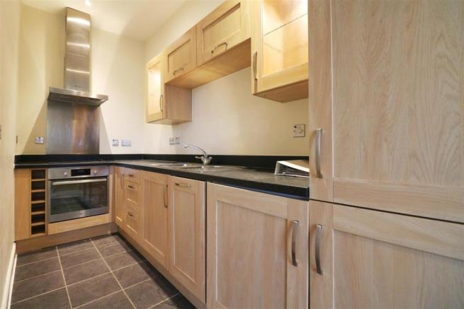 Open Plan Kitchen/Sitting Room