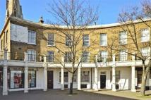 Town House in Berkley Crescent...
