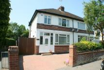 3 bedroom semi detached house for sale in NEAR BURNHAM