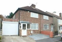 3 bed semi detached house for sale in BURNHAM