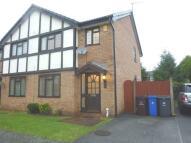 Kestrel Grove semi detached house to rent