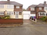semi detached house to rent in Layton Road, Woolton...