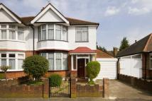Clitherow Avenue property for sale