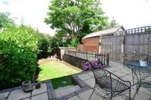 Sandall Road semi detached property to rent