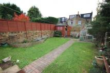 semi detached house in Waldeck Road, Ealing...