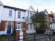 Terraced house in Greenford Avenue...