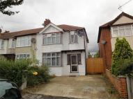 4 bed End of Terrace house to rent in The Fairway, Northolt...