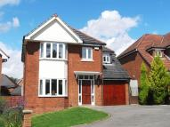 4 bed Detached house in Windsor Clive Drive...