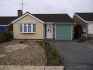 Detached Bungalow in Bishop Close...