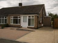 2 bed Semi-Detached Bungalow to rent in Latimer Crescent...