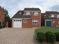 4 bed Detached home for sale in Cobwells Close, Fleckney...
