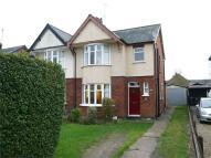 3 bedroom semi detached home in Welland Park Road...