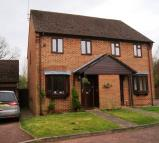 semi detached home for sale in Lychpit, Basingstoke