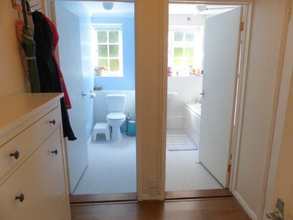 Bathroom - Cloakroom