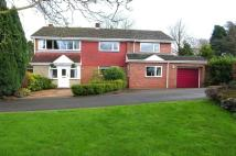 Detached home in Weston Close...