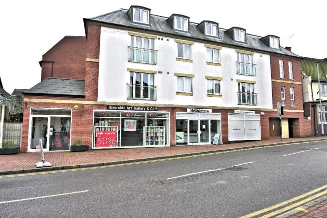 1 Bedroom Apartment For Sale In Mill Bank Stafford Staffordshire St16 St16
