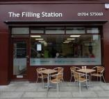 Restaurant to rent in The Filling Station...