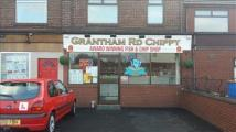 Restaurant to rent in Grantham Road Chippy...