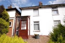 Terraced house in Loose Road, Maidstone...