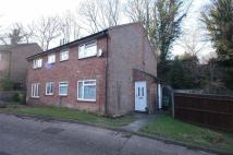 1 bedroom semi detached property in Foxden Drive, Downswood...