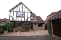 4 bed Detached house for sale in Swadelands Close...