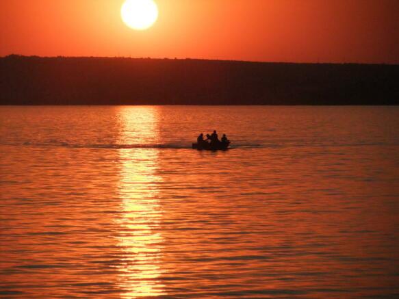 Akbuk Sunset