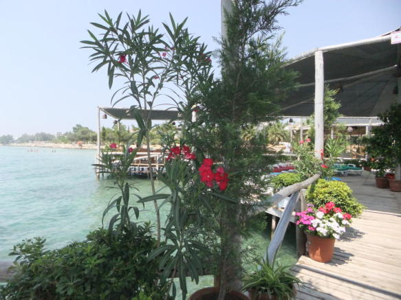 Sahte Cennet beach